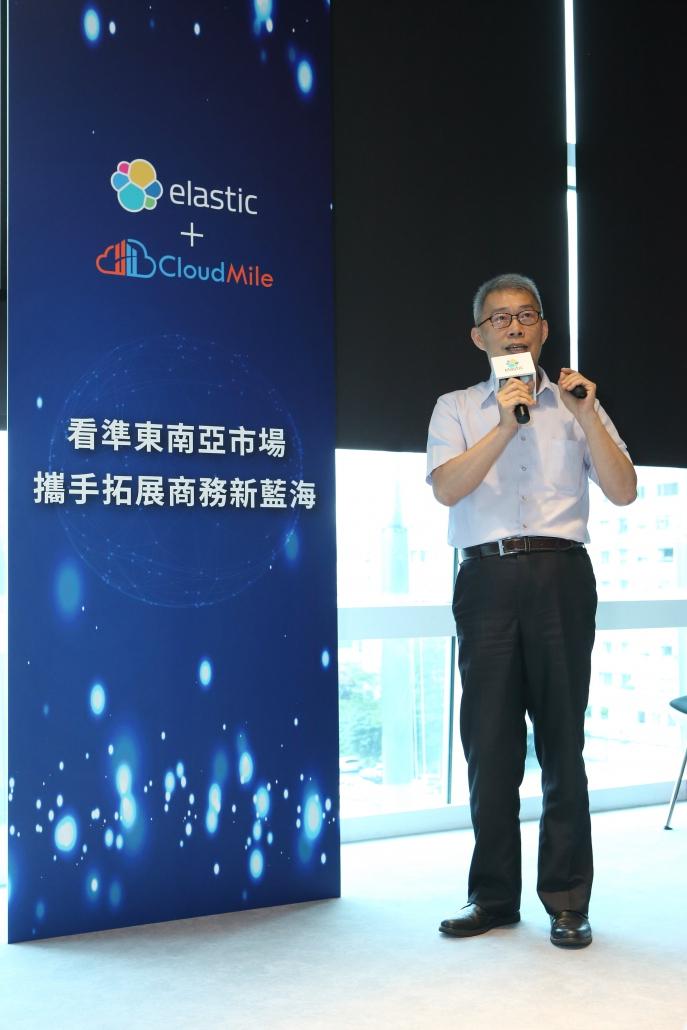CloudMile首席資料科學家郭正華