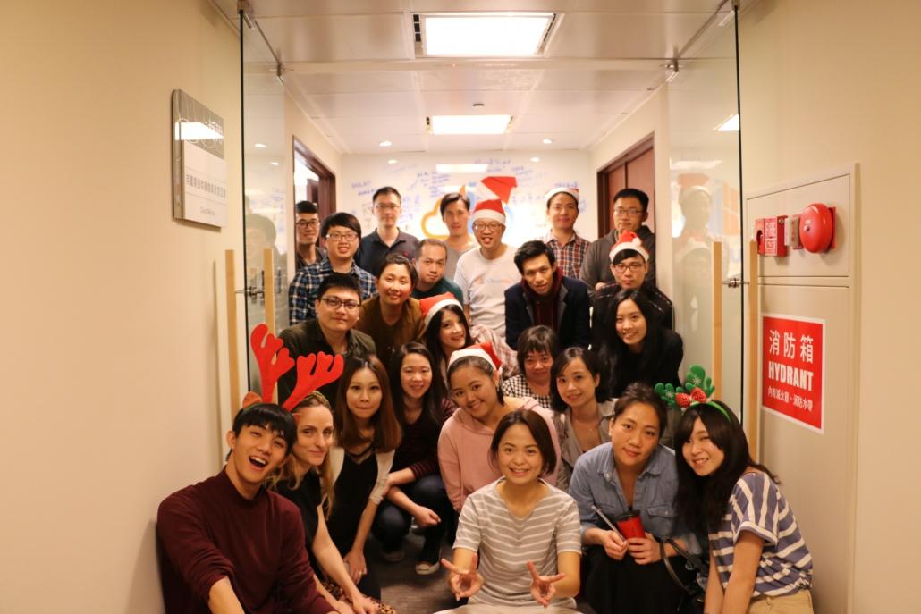 2018聖誕同樂會