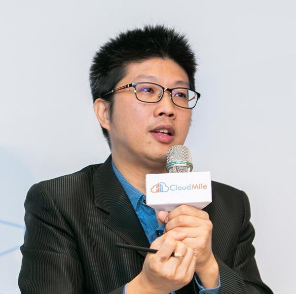 CloudMile創辦人暨執行長 劉永信