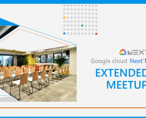 CloudMile Google Cloud Next19 Extended Meetup