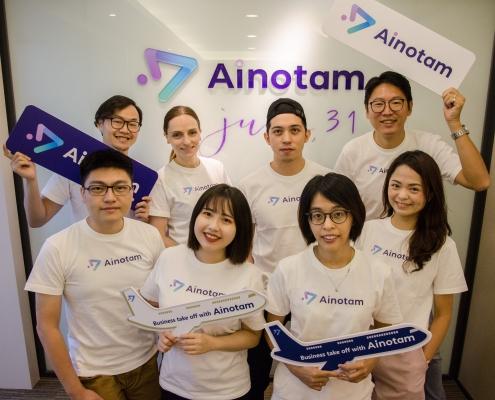 Ainotam致力使用AI人工智慧技術,為客戶提供更有效的行銷解決方案