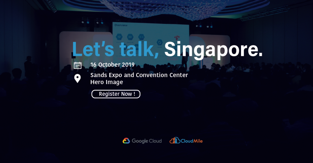 google cloud summit singapore