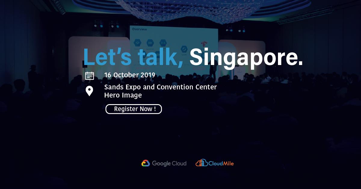 google cloud summit singapore