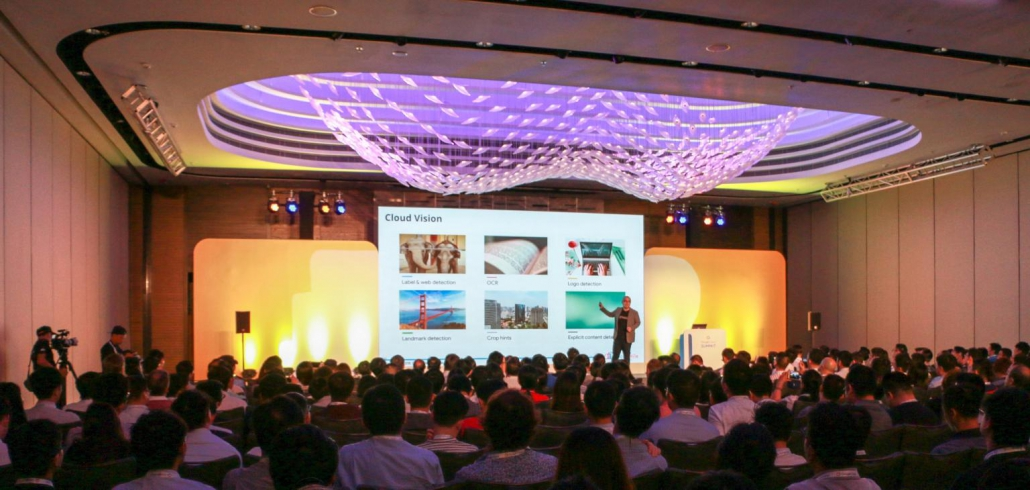 Google Cloud Summit in Hong Kong