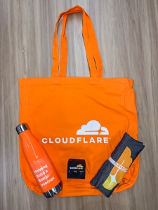 Cloudflare Gift set